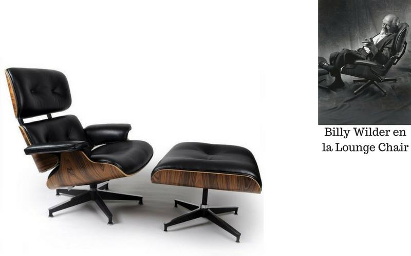 muebles eames lounge chair