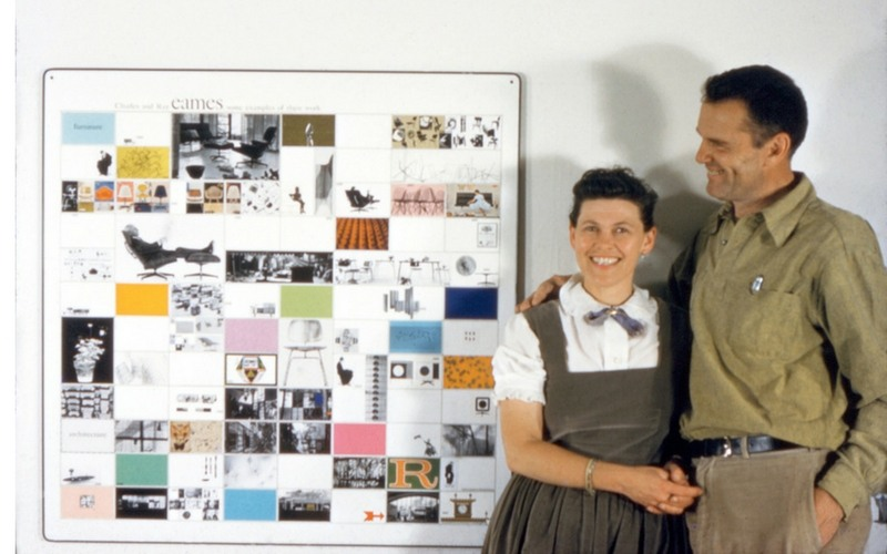 muebles eames charly y ray eames